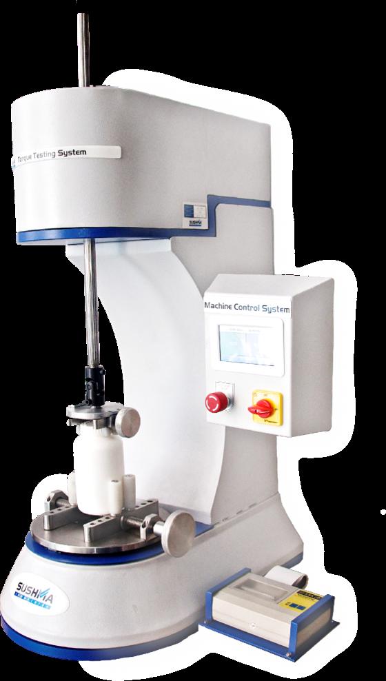 Bottle Cap Torque Testing System